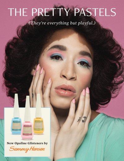 Models, advertising, vintage, LQBTQ, Diversity