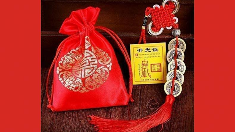 GJMY Feng Shui Coins