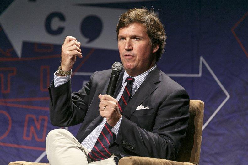 Tucker Carlson hit out at Democrats