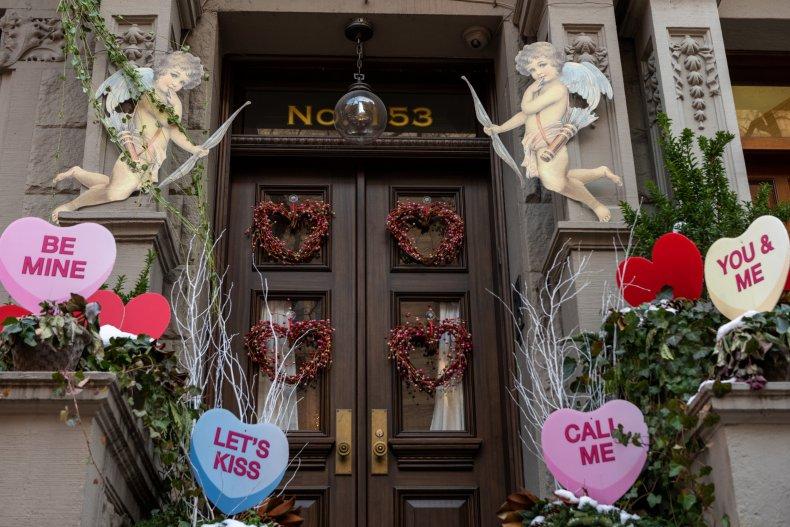 Valentine's Day New York City February 2021