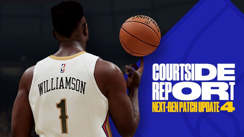 nba 2k21 update 1.06 patch notes