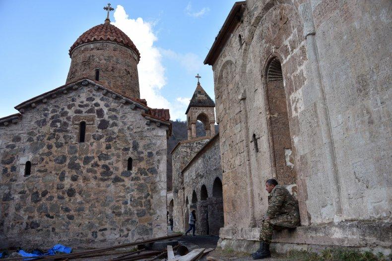 Armenian heritage