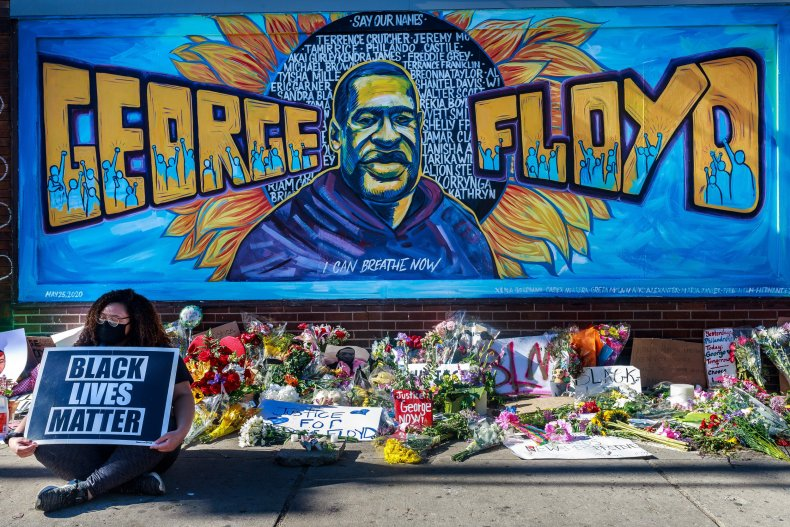 George Floyd's death sparked worldwide protests