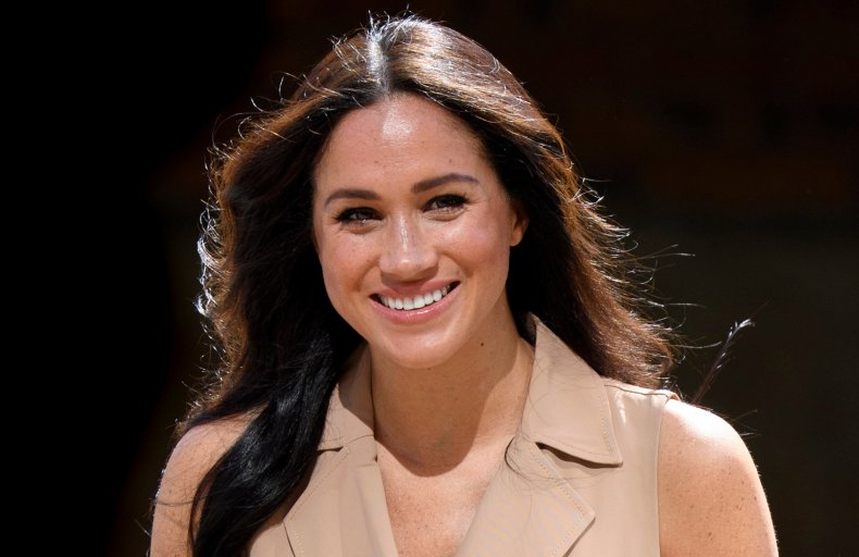 Meghan Markle Visit to South Africa