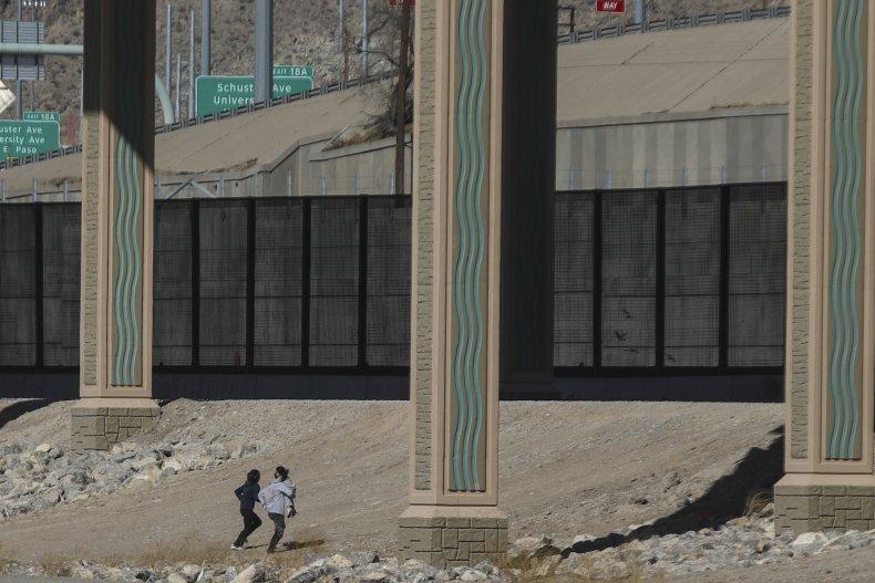 U.S. -Mexico Border
