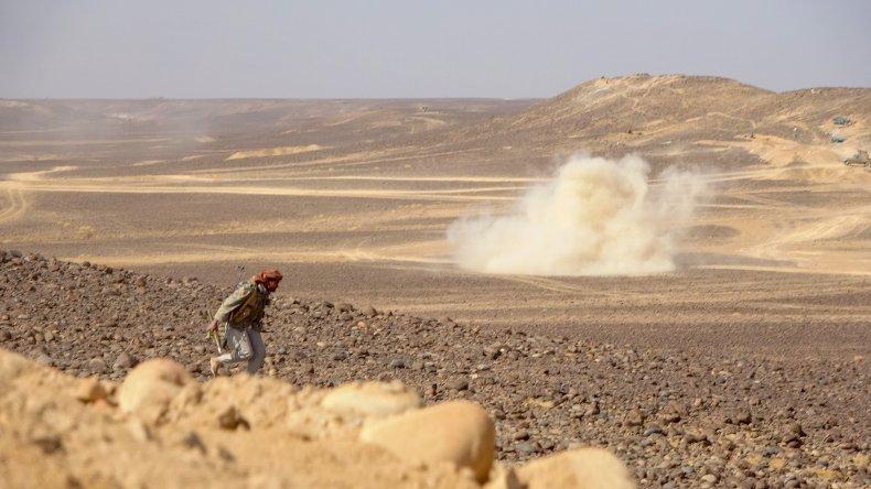 yemen, clashes, ansar, allah, government, marib