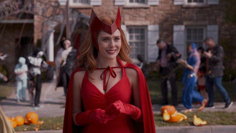 wandavision episode 6 scarlett witch costume