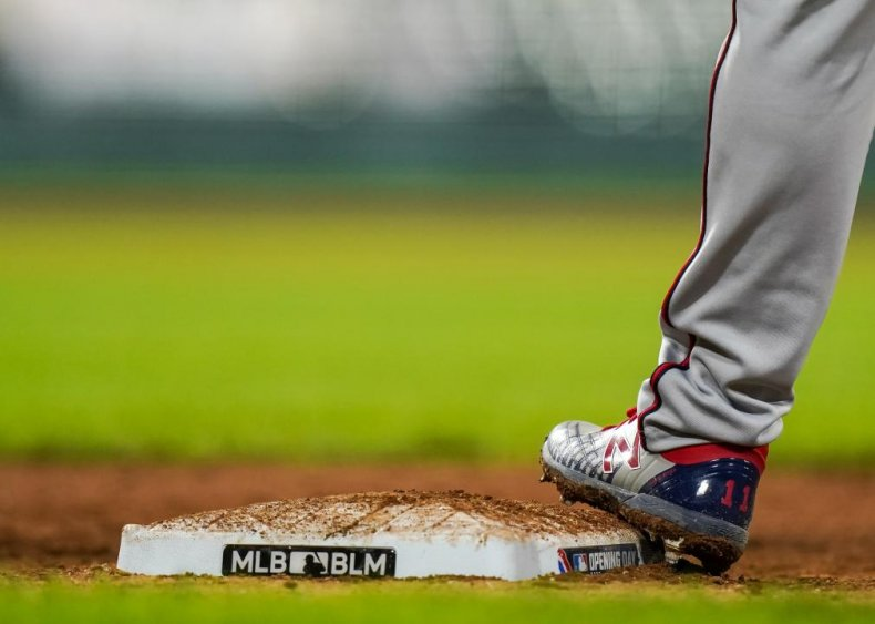 MLB players unite around Black Lives Matter