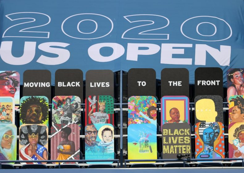 US Open highlights 18 Black and BIPOC artists
