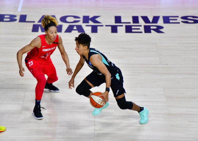 WNBA leads activism in the sports world