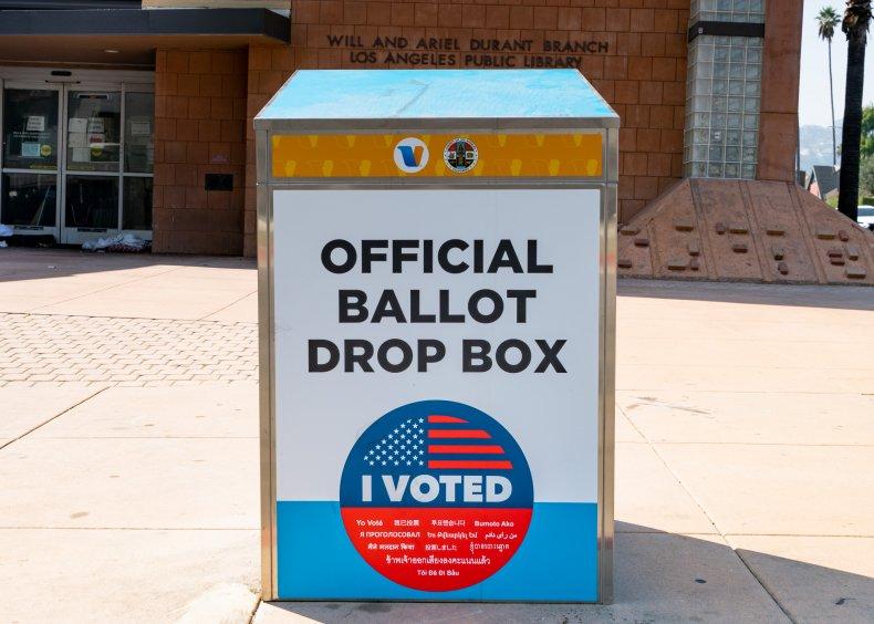 2020 Election Turnout Poll Voter Participation