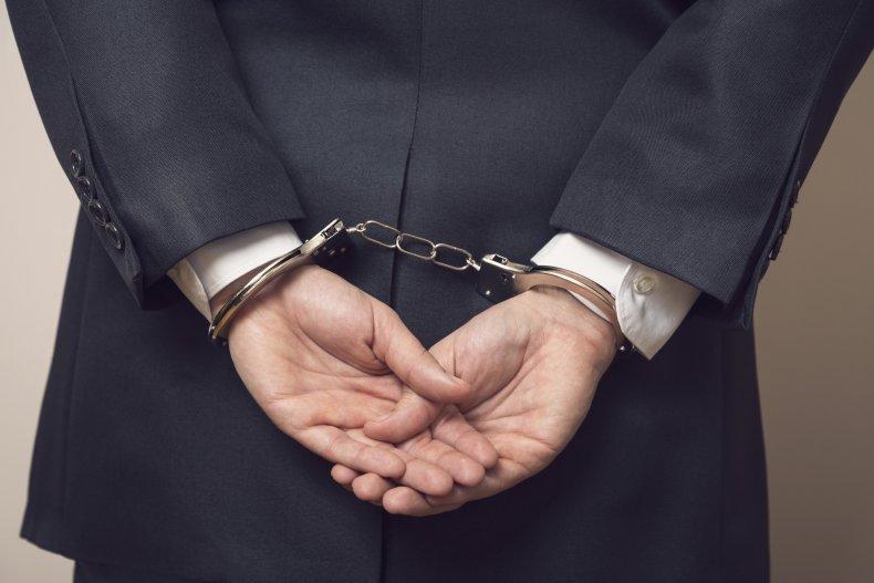 iowa arrests Taser misappropriation of funds