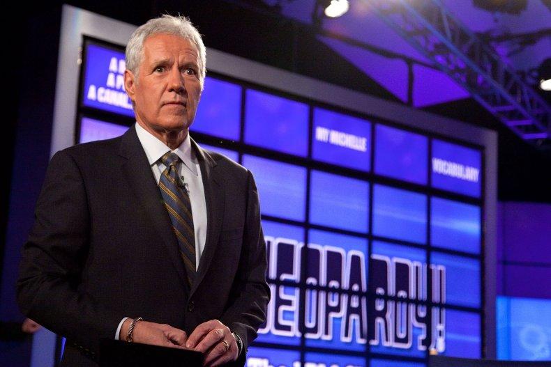 Brayden Smith Jeopardy! Champion Alex Trebek Death