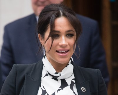 Meghan Markle Pregnant at Interntaional Womens Day