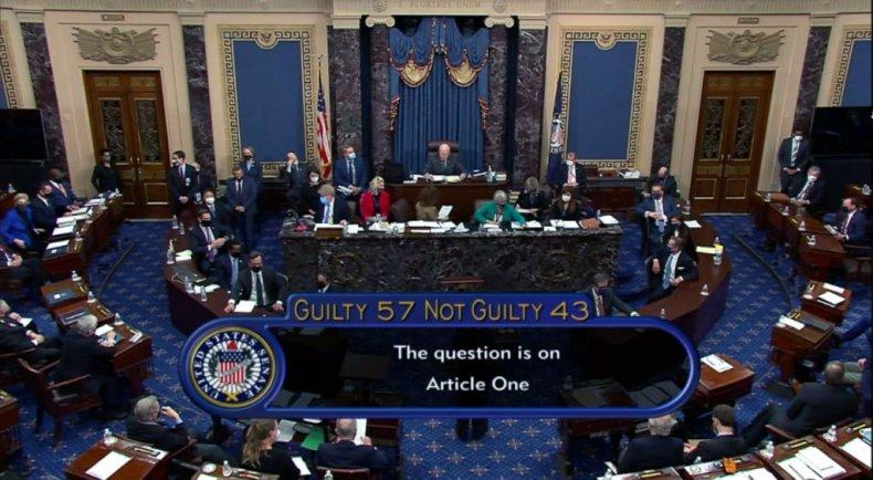 Senate trial