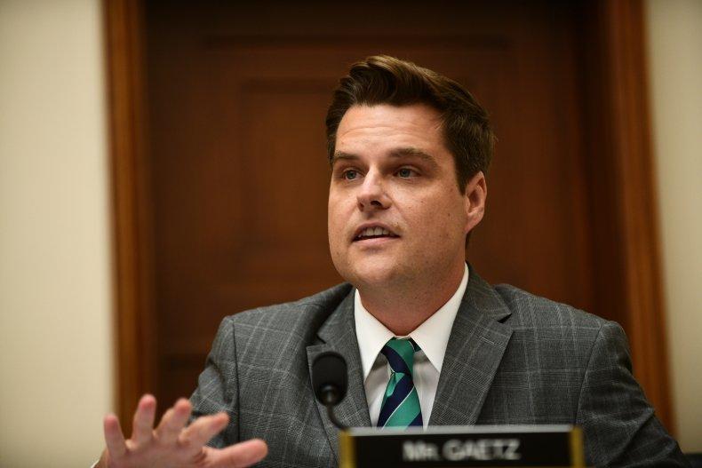 Matt Gaetz Mitch McConnell Trumpism