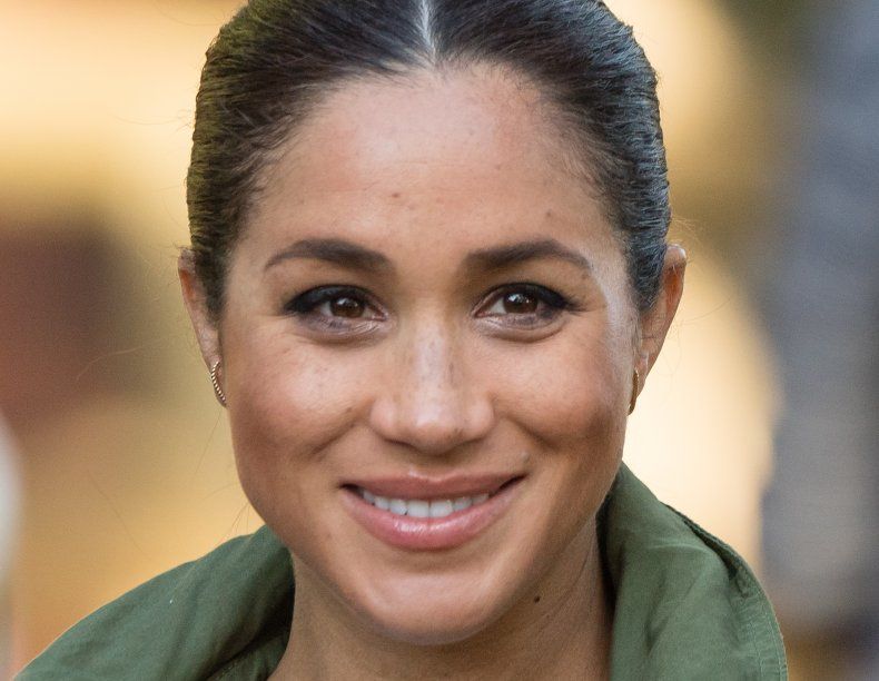 Meghan Markle Visits Morocco While Pregnant