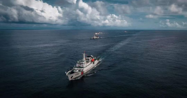 Chinese Coast Guard Ships Enter Japanese Waters