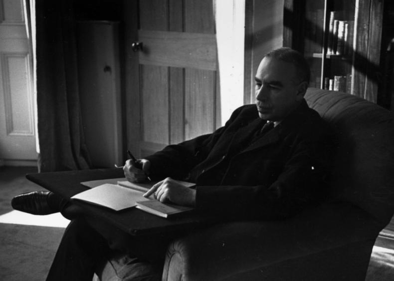 John Maynard Keynes' 'A Treatise on Probability'