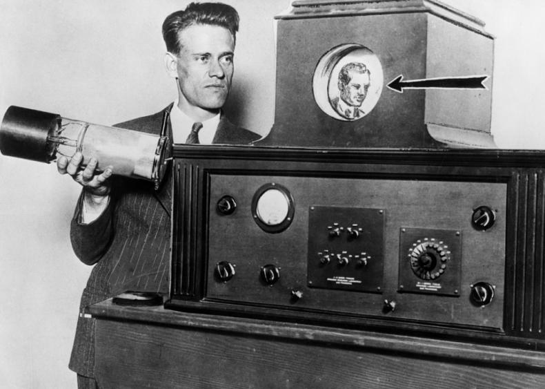 TV's precursor, the 'image dissector'