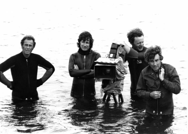 Cinematographer Bill Butler