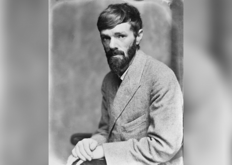 D.H. Lawrence's 'Sea and Sardinia'