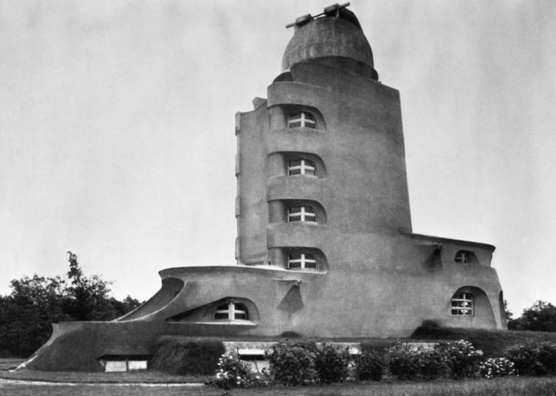 Einstein Tower in Germany