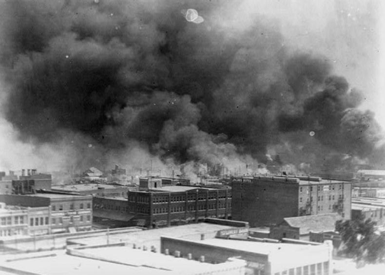 100th anniversary of the Tulsa Race Massacre / Tulsa Race Riot