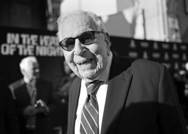 Producer Walter Mirisch