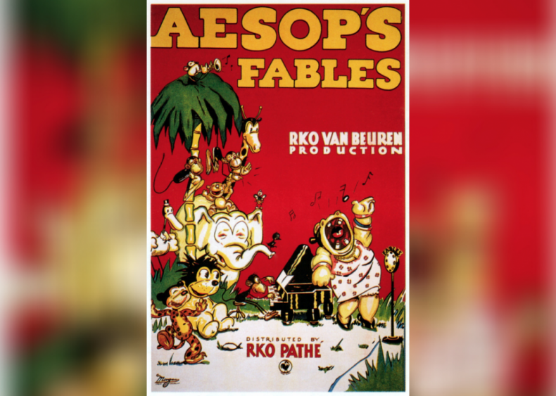 'Aesop's Fables' animated shorts