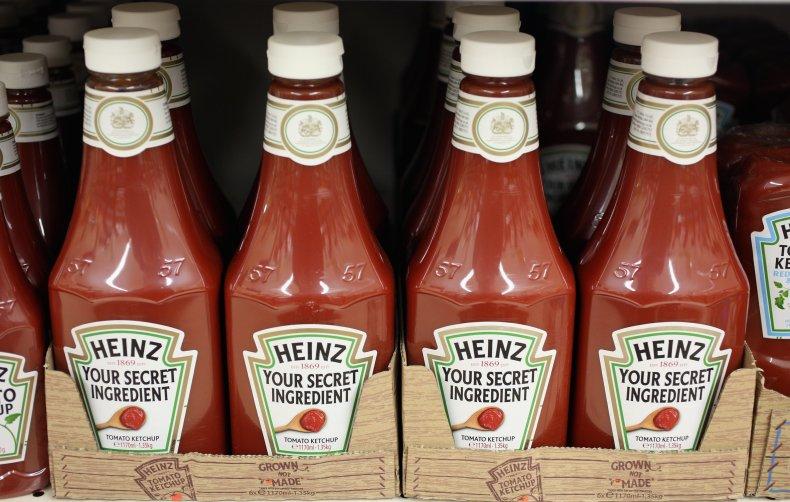 Ketchup London, U.K. 2013