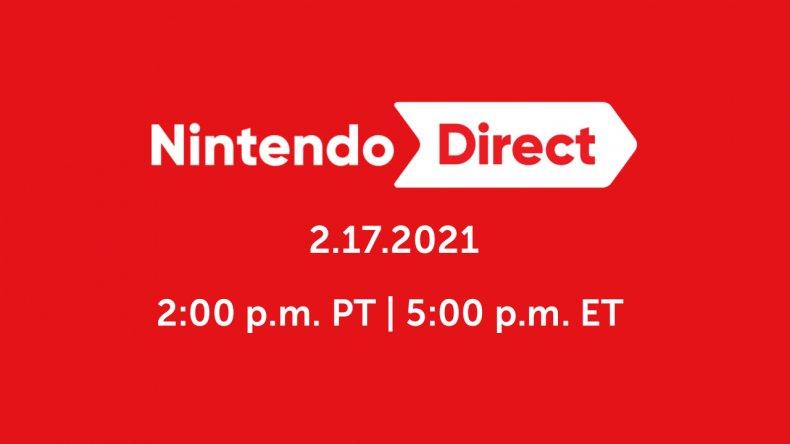 nintendo direct february 2021 logo