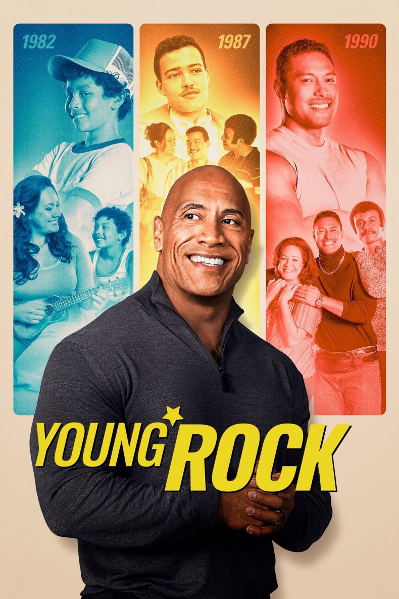 young rock cast