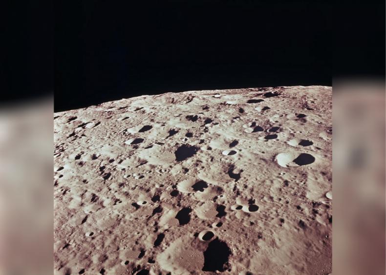 The moon is lifeless