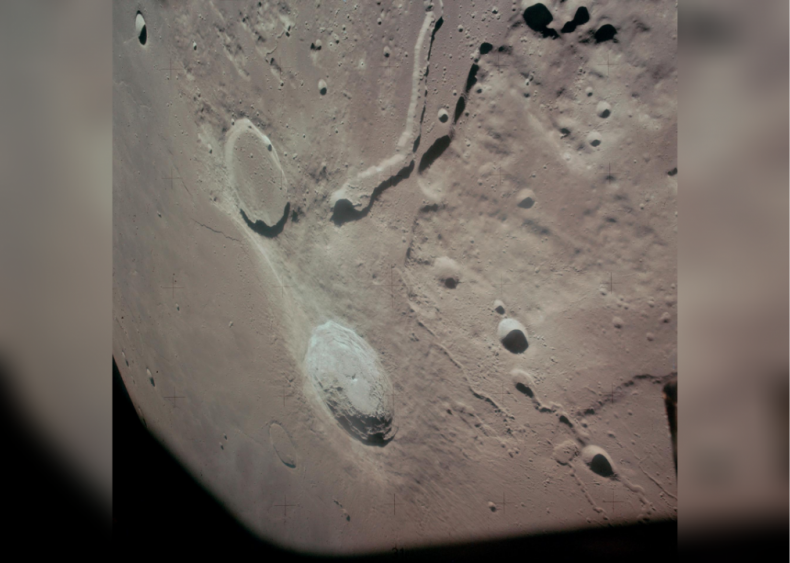 The moon has at least two lunar pits