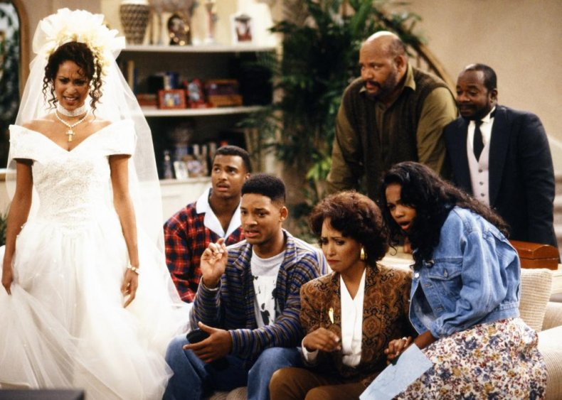 #58. The Fresh Prince of Bel-Air (1990–1996)