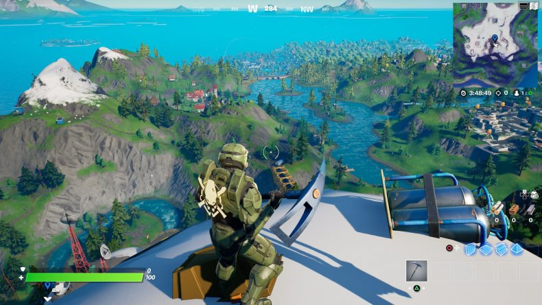 fortnite mount kay location gameplay