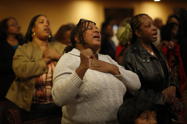 black churches african-americans faith