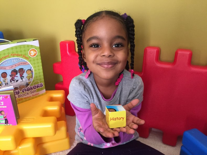 Black history, children, toys, education