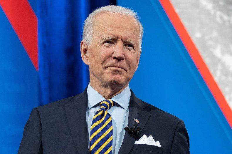 Joe Biden at Milwaukee town hall event