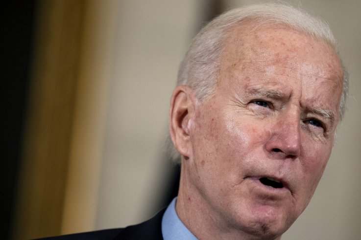 Joe Biden press briefing