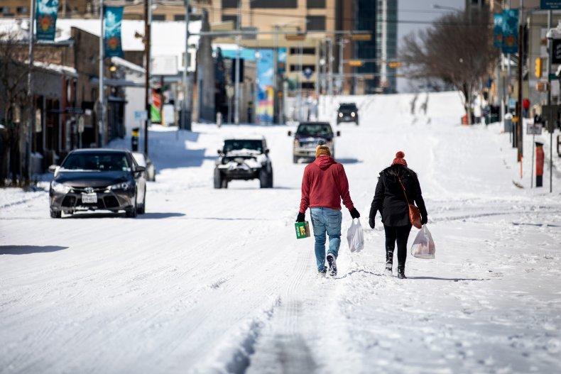 Austin Texas winter storm February 2021