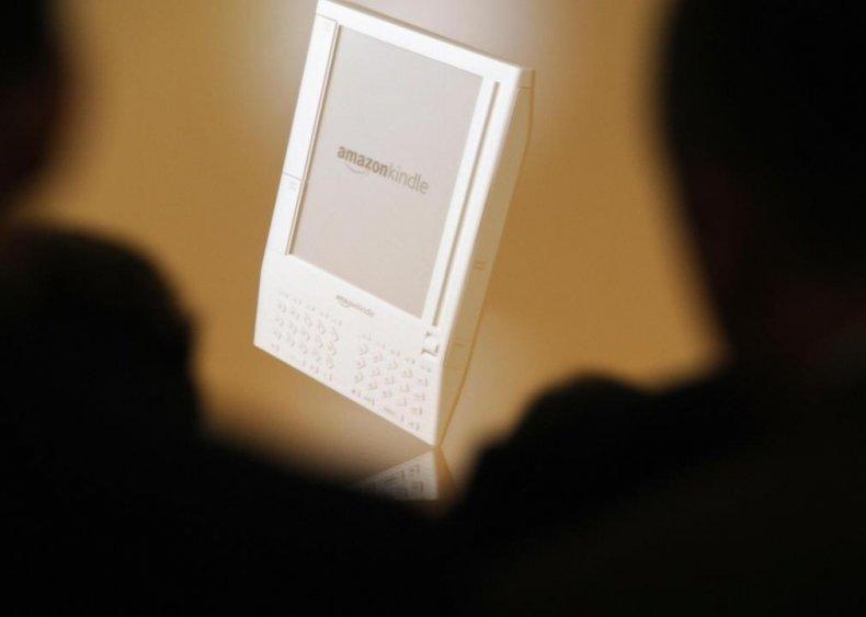 2006: Amazon Kindle is launched