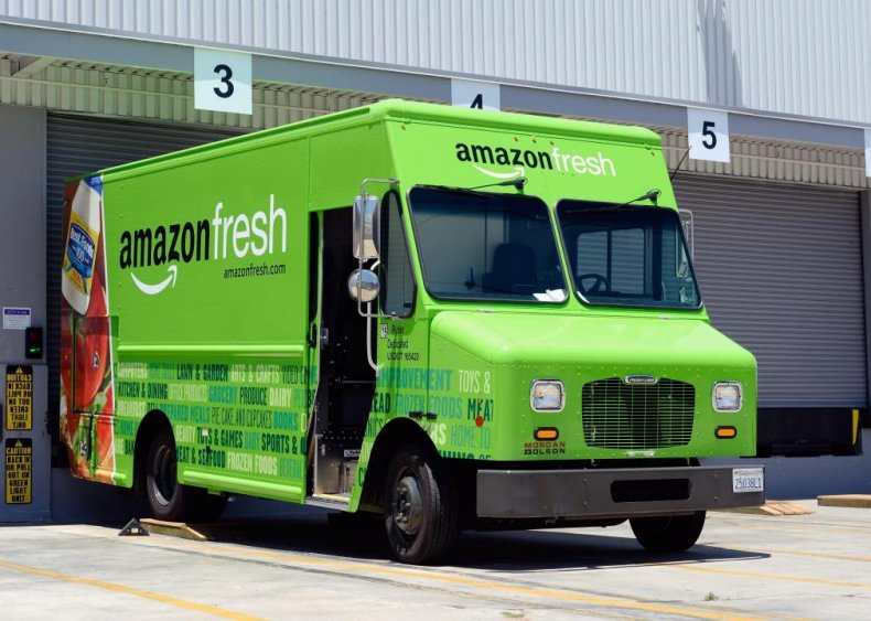 2007: AmazonFresh is launched
