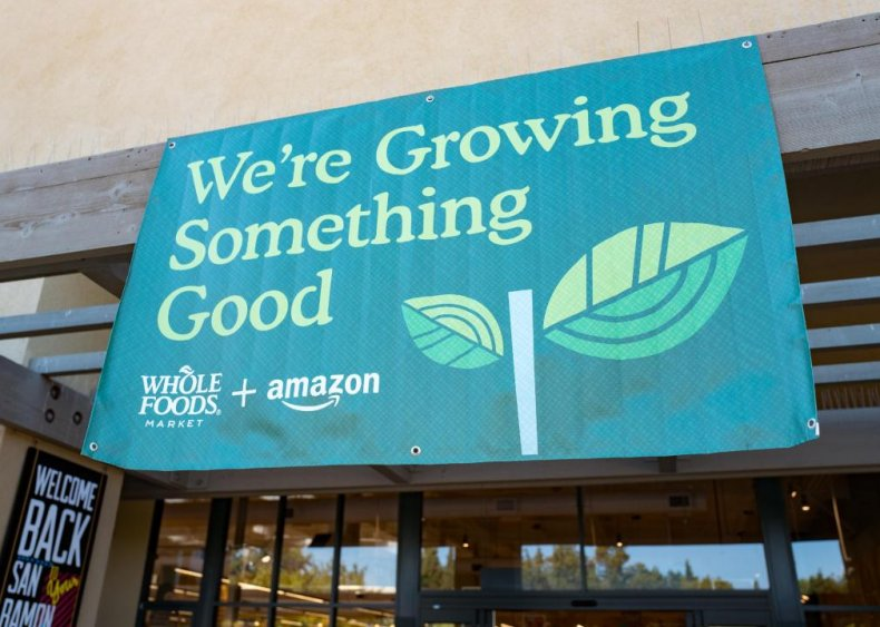 2014: Amazon acquires Whole Foods