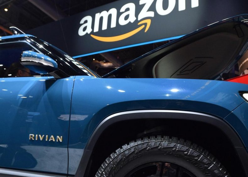 2019: Amazon invests $700 million in electric car maker Rivian