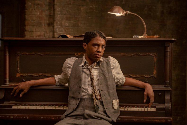 Chadwick Boseman Golden Globes Ma Rainey Netflix