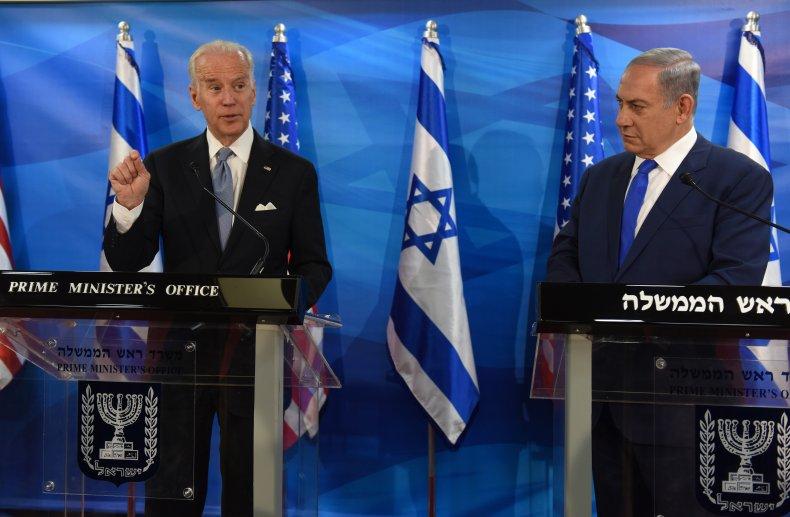 israel, netanyahu, biden, press, conference