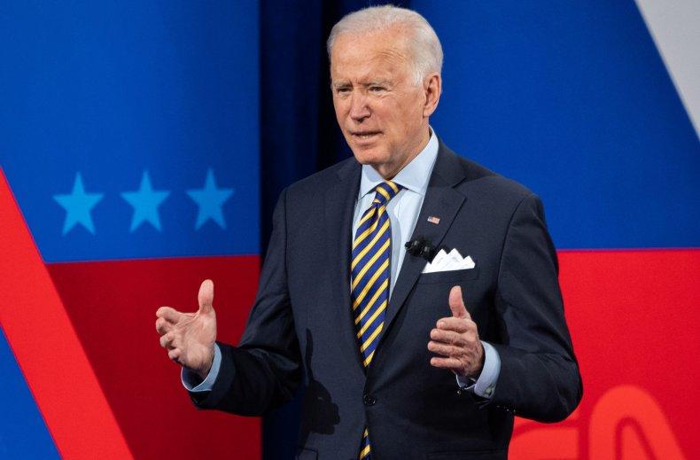 Joe Biden Student Loan Debt Cancellation Progressives