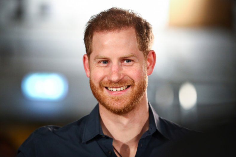 Prince Harry Visits Abbey Road Studios